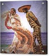 Vallarta Dancers Acrylic Print