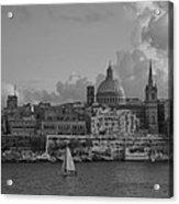 Valletta Acrylic Print