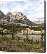 Valley Crossing - Yoho National Park, British Columbia Acrylic Print