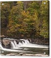 Valley Falls Scene 1 Acrylic Print