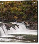 Valley Falls Scene 2 Acrylic Print