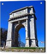 Valley Forge Glory Acrylic Print