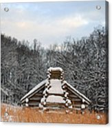 Valley Forge Winter 1 Acrylic Print