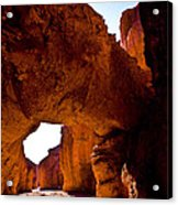 Valley Of Fire Arch Acrylic Print