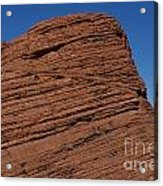 Valley Of Fire State Park Nevada Acrylic Print