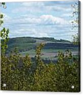 Valley View Acrylic Print