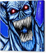 Vampbat Acrylic Print