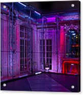 Vampire's Ballroom Acrylic Print