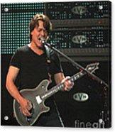 Van Halen-7355b Acrylic Print