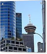Vancouver Architecture 2 Acrylic Print