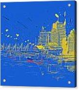 Vancouver Art 005 Acrylic Print