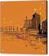 Vancouver Art 006 Acrylic Print