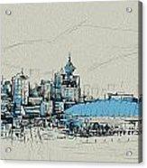 Vancouver Art 008 Acrylic Print