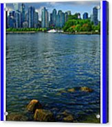 Vancouver IIi Acrylic Print