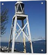 Vancouver Lighthouse Acrylic Print