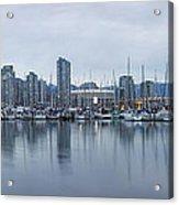 Vancouver Panorama Acrylic Print