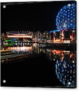 Vancouver's Magic Acrylic Print