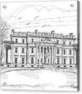 Vanderbilt Mansion Acrylic Print