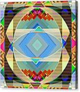 Variation On A Theme Acrylic Print