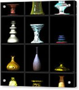 Vases... Acrylic Print