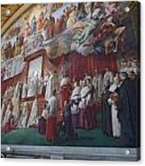 Vatican Fesco 1 Acrylic Print