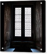 Vatican Window Seats Acrylic Print