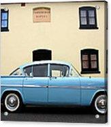 Vauxhall Velox Acrylic Print