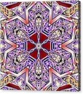 Vector Portal Acrylic Print