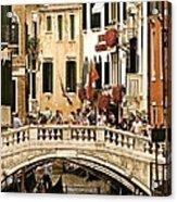 Vegas Or Venice Acrylic Print