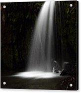 Veil Of Light Acrylic Print