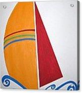Velas Acrylic Print