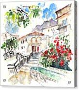 Velez Blanco 03 Acrylic Print