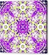 Velvet Blanket Acrylic Print