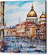 Venetian Paradise Acrylic Print