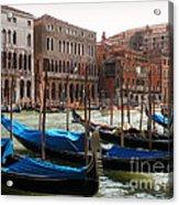 Veneziano Trasporto Acrylic Print