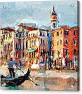 Venice 14 Acrylic Print