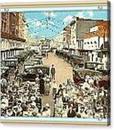 Venice Ca Rally- 1920 Acrylic Print