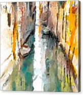 Venice Canals 0 Acrylic Print