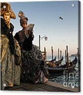 Venice Carnival '15 IIi Acrylic Print