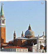 Venice Carnival Bull Acrylic Print
