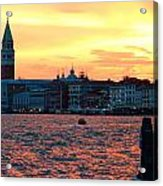 Venice Colors Acrylic Print