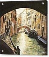 Venice II Acrylic Print