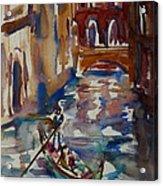 Venice Impression V Acrylic Print