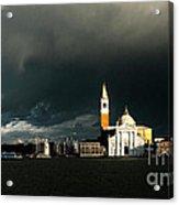 Venice Island Saint Giorgio Maggiore Acrylic Print