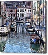 Venice Italy Iv Acrylic Print