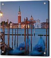 Venice Morning Acrylic Print