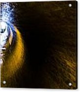 Ventilation Tunnel 2 Acrylic Print