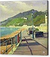 Ventnor, Isle Of Wight Acrylic Print