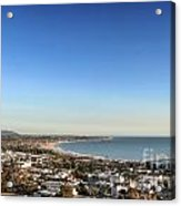 Ventura Skyline Acrylic Print