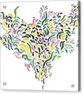 Venus Acrylic Print